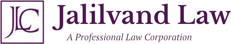 Jalilvand Law Website