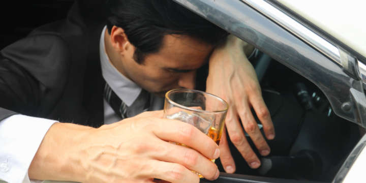 Drunk Driving Rates Spike Over Labor Day
