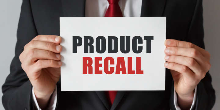 Do You Have Recalled Products in Your Home?