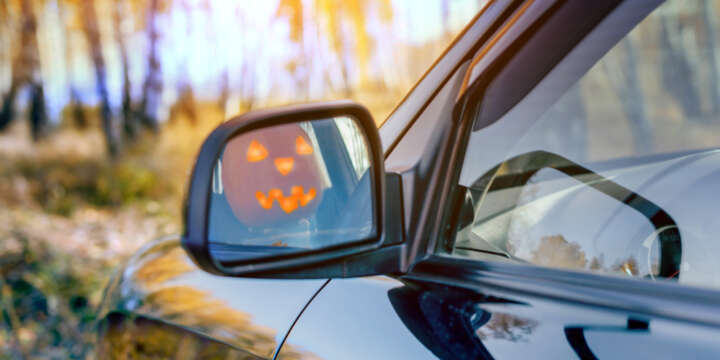 Car Accidents on Halloween