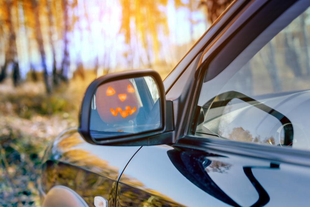 Car Accidents on Halloween