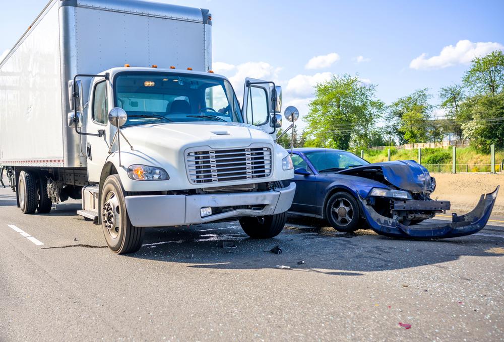 Abogado de Accidentes de Camiones Comerciales de Beverly Hills