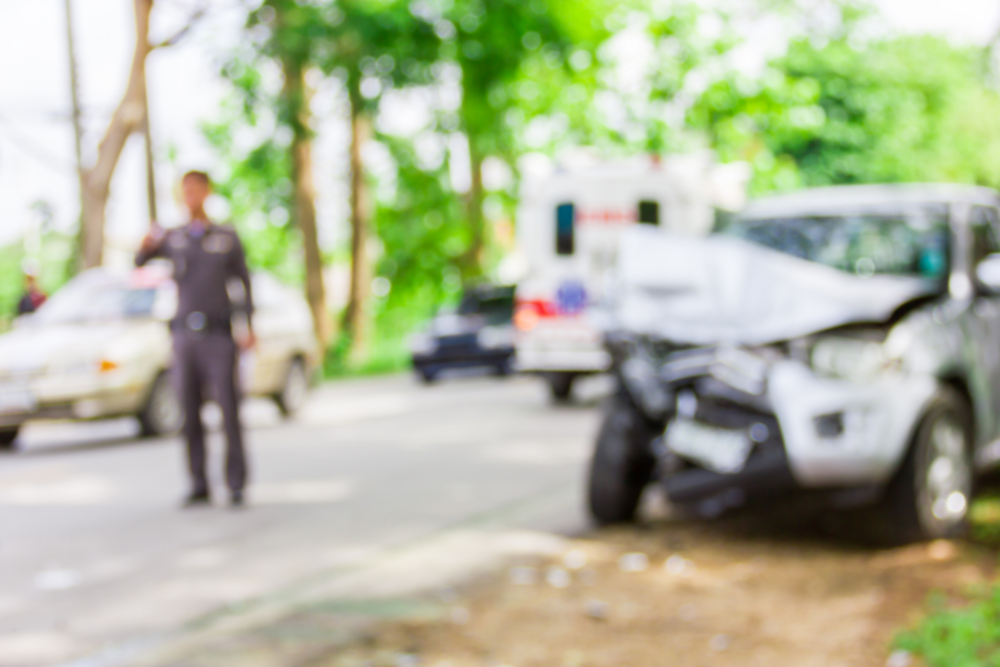 Did a Drunk Driver Hit You on New Year's?