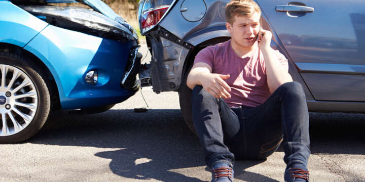 Car Crash Risks on Road Trips