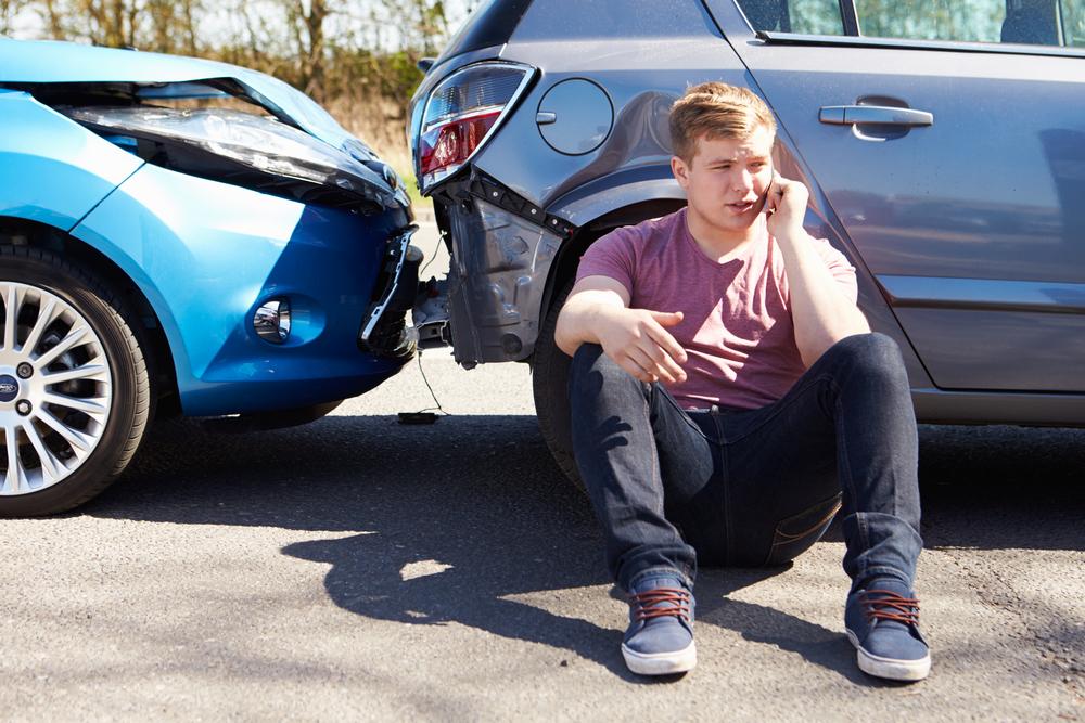 Car Crash Risks on Road Trips