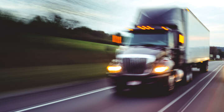 Sleep Disorders Lead to Truck Driver Fatigue