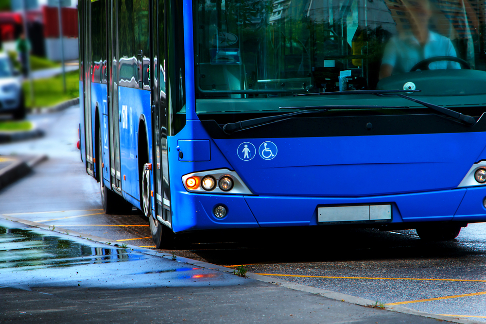 Injuries from Bus Crashes