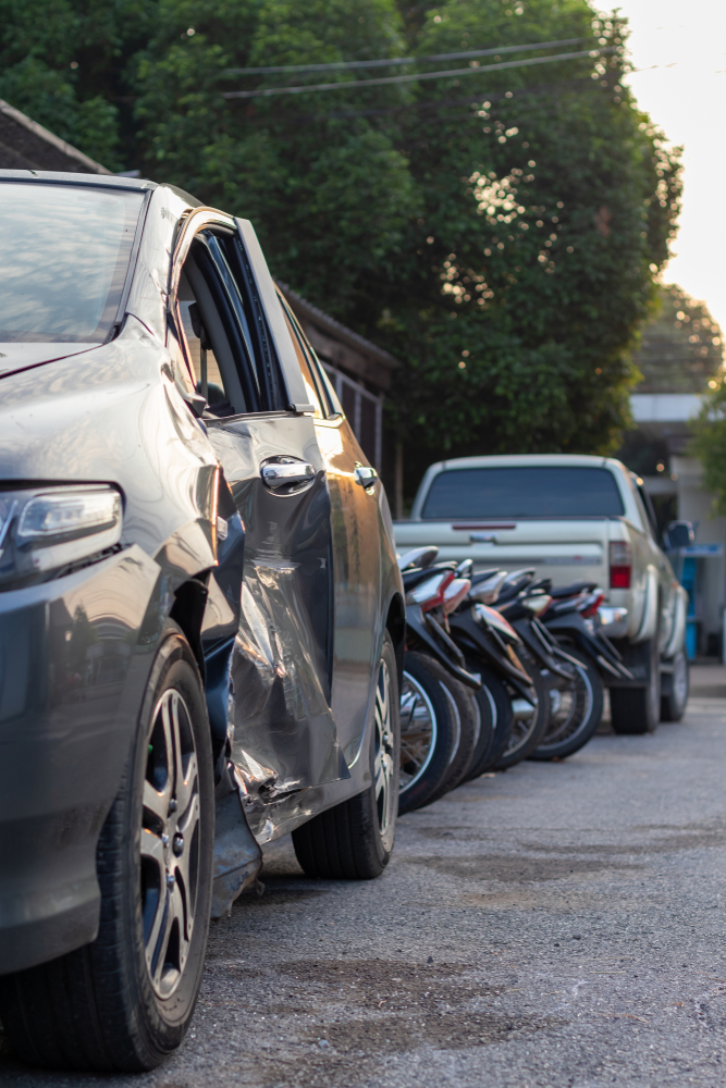 Qué distracciones causan los accidentes automovilísticos
