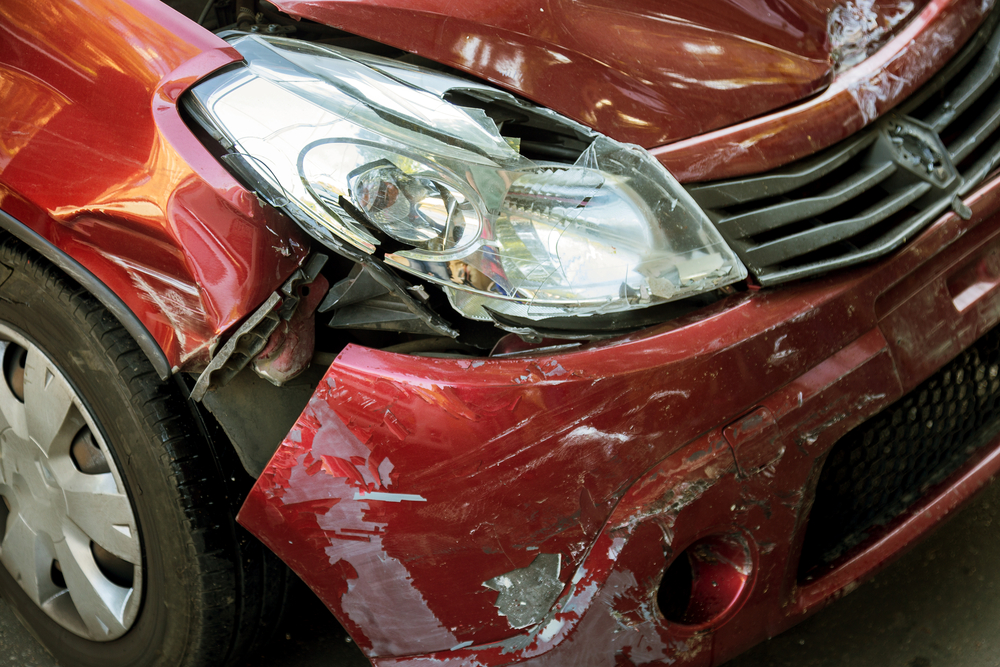 Back Injuries from Car Crashes