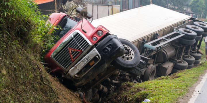 Drunk Driving with Commercial Trucks.