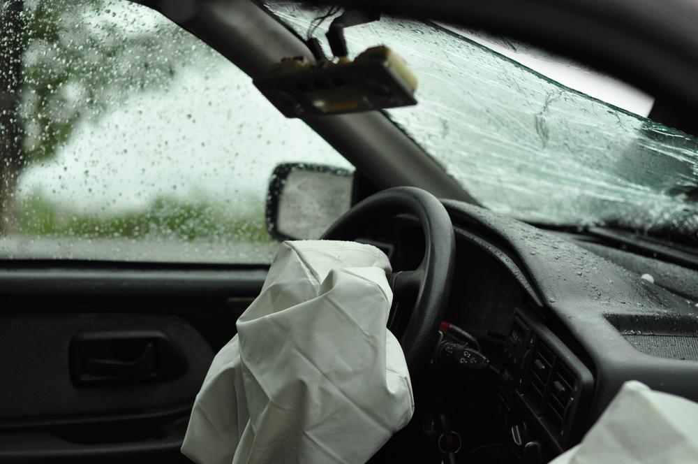 Lesiones Comunes por Accidentes Automovilísticos
