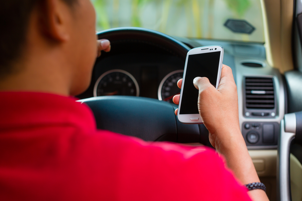 Distracted Driving is a Public Safety Issue